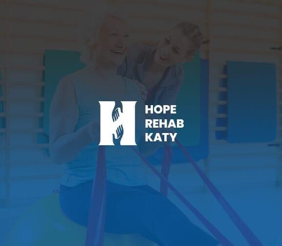 Client Project – Hope Rehab Katy – Houston Web Design
