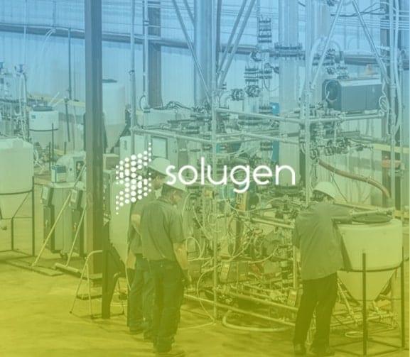 Client Project – Solugentech